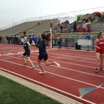 VP women shine in final CO 7 track championship