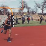 T&F: Ladies Sweep the Big 3 at Caviness