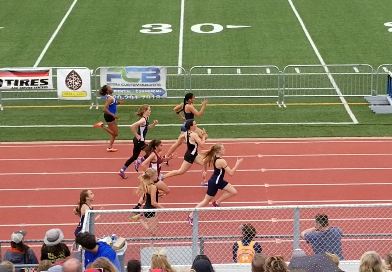 T&F: Ladies track make history, qualify 4 relays to state championship