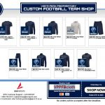 Bison Football Clothing and Gear