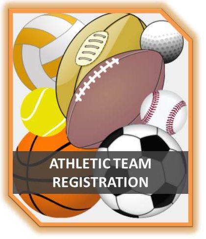 Athletic Team Registration