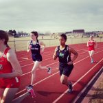 1st Tune up Meet a Success for VP Track