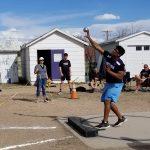 Pandemonium on the Plains: VP Track&Field