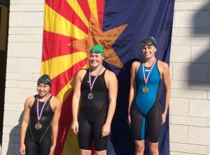 2015 High School Swim