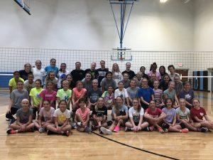 2017 High School Volleyball