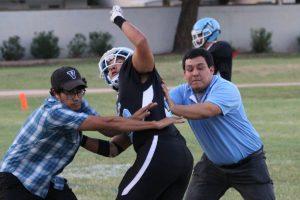 VPA Football V.S. Scottsdale Christian