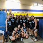 Girls Varsity Basketball beats @ Tempe Prep 27 – 26