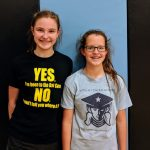 Middle School Girls Basketball Players of the Week