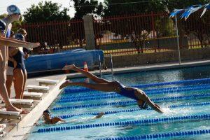 High School Swim vs Scottsdale Prep