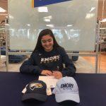 VPA Senior Kylie Hall signs to play soccer at Emory University