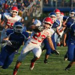 Eagles top Ravenna in Season Opener 52-33