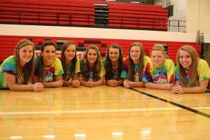 KC Varsity Volleyball vs Tri-County 9/12/13