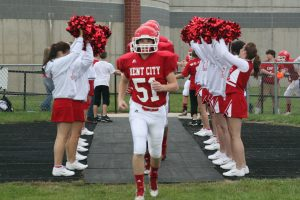 KC Varsity Football vs Calvin Christian 9/20/13