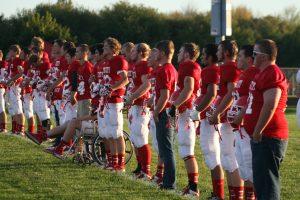 KC Varsity Football vs Tri-County 9/27/13