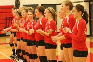 KC JV Volleyball vs Calvin Christian 10/3/13
