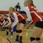 Kent City High School Volleyball Varsity beats Holton High School 3-1