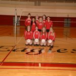 JV Volleyball Bests Holton