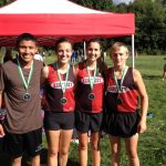MEDAL DAY at Central Montcalm Hornet Run