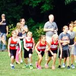 Middle School Cross Country Runs Well At Central Montcalm