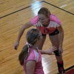 Kent City Dig Pink All-Tournament Team