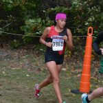 Eagles XC Endure Cold and PR at Portage