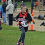 Middle School Cross Country Competes In Their Largest Race Of The Season At The Portage Invite