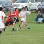 Allendale Victorious Over KCMS Soccer