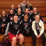 8th Grade Girl's Basketball Finish Strong