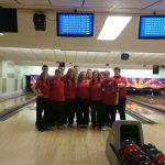 Varsity Girls Show Great Representation At Bowling Conference Meet