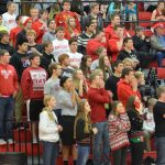 Student Section Gaining Steam — More Work to Be Done