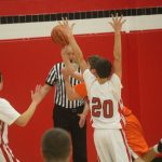 Freshman Boys Defeat Grant