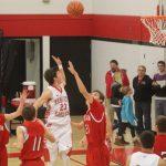 Varsity Boys Basketball Tops Holton 64-53; 2-0 in CSAA Silver