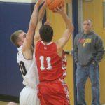 KC Varsity Men Fall to Cedar Springs