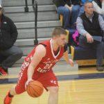 Men's Varsity Basketball Lose Battle of Conference Top Teams