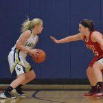 Girls Varsity Tops Wildcats, 56-50