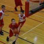 7th Grade Basketball Wins 2 on Saturday