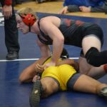Wrestling Team Places 6 Individuals at Sparta Invite; Shane Rodenburg Earns Tournament MVW.
