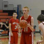 Kent City Freshman Boys Basketball Champion Cedar Springs, 50-32