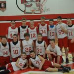 Middle School Boys Basketball and Girls Volleyball Pictures: Thursday, February 19, 2015