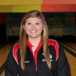 Girls Place at Conference Individual Bowling Tournament