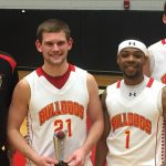 WE are Kent City: Matt Stoll Competes in Champions of Character All-Star Game