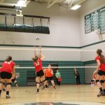 8th Grade Volleyball Ends Successful Season