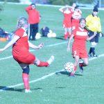 Varsity Girls Soccer Drops first Road Game @ Grant