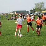 JV Soccer Loses to Visiting Hopkins