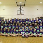 Youth Volleyball Clinic Starts Friday, January 12th