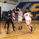 Vote for Kent City Girls Basketball  — Muskegon Area Team of the Week