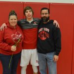 Thank You Parents!  Varsity Boys and Girls Basketball Parents' Night