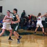Varsity girls fall to WMC in district final, 53-45