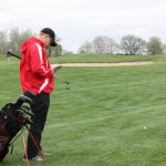 Golfers come up short in scrimmage against Sparta