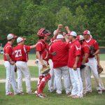 Varsity Baseball stuns the Wildcats; Advances to District Semi-Finals on Saturday